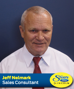 Jeff Nelmark Stivers Ford Lincoln Des Moines Iowa New and Used Sales and Service