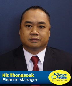 KIT THONGSOUK STIVERS FORD LINCOLN DES MOINES WAUKEE IOWA SALES AND SERVICE
