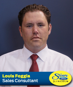 Louis Foggia Sales Consultant at Stivers Ford Lincoln